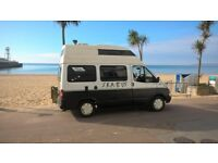 1990 2ltr Transit CamperVan (chassis needs welding hence no Mot) engine and interior are lovely