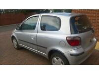 Toyota Yaris Diesel, 12 months Tax and Mot,new tyres and brakes.very cheap reliable car.well minded.
