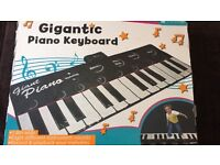 Giant Piano Keyboard (children's toy)