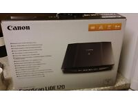 Canon scan lide120 colour scanner