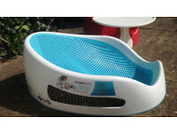 Angelcare baby bath soft-touch support / seat