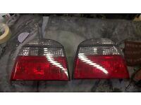 golf mk3 rear lights