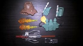 Star Wars Vintage and Modern Accessories