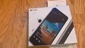 Nokia Lumia 650 New simfree white with 12 months warranty shop receipt