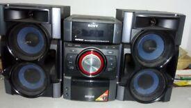 CD Radio Cassette Sony