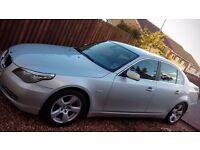 *QUICK SALE* 2009 BMW 520D SE AUTO LONG MOT, SERVICE HISTORY, HEATED LEATHER SEATS