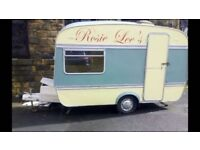 catering trailer/mobile bar/tea coffee stand/festival catering/burger van/retro caravan/