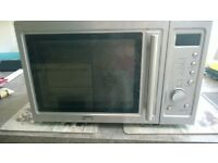 800w Delonghi Microwave Oven - Bargain at £20