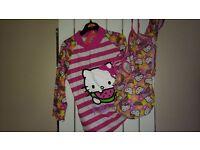 Hello Kitty Swim Set 11/12 years