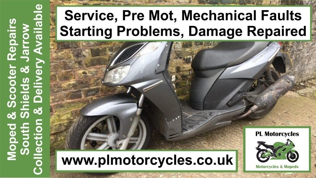 Moped & Scooter Repairs - Based In South Shields & Jarrow - Collection  Available | in Jarrow, Tyne and Wear | Gumtree