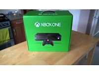 Xbox one console in excellent condition