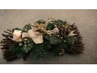 Stylish Christmas decoration can be used as table decoration or just ornament for the season
