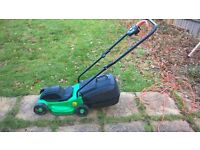 Powerbase lawnmower