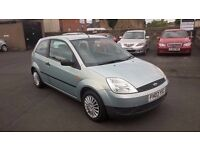 2003 FORD FIESTA IDEAL FIRST CAR CHEAP TO RUN AND INSURE PX WELCOME
