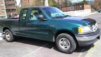 Hay i have a pick up truck f-150 for sale