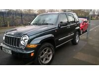 jeep Cherokee 2.8 crd limited 69000 miles, face lift model.