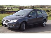 Ford Focus Estate Ghia Automatic