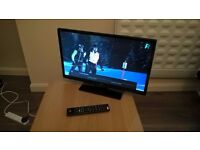 JVC 24 Inch. Smart TV. Used by 6 months.