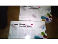 Ink - Toner - Cartridges Various Makes Hp - Samsung Brother Please see Box details