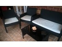 Conservatory/patio furniture