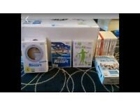 wii bundle.... ideal xmas gift...all boxes in ex cond £80 ono need gone asap