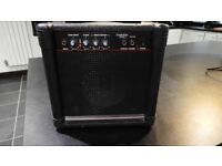 Guitar amplifier AK15G Stage Pro, this little amp is in super condition and works faultlessly