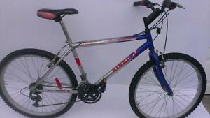 "XXL Hybri bike 26"" MINELLI CROMOLY height 5'7"" 6'5"" frame 24"
