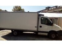 IVECO Daily Van with Freezer/Refregeration room