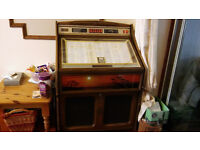 For Sale 1970s Jukebox