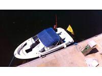 Bayliner Capri 1750ls family speed boat