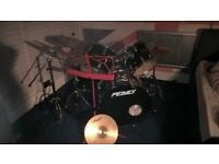 Peavey Drum kit with accessories