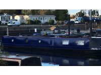 NARROWBOAT residential mooring