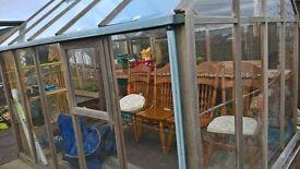 Cedar Greenhouse