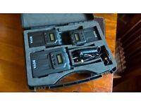 BOYA BY-WM8 UHF Wireless Lavalier Microphone System