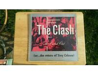 The clash down at the casbah club or return of tory crimes lp 1982