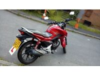 CB 125F / 2015- For Sale