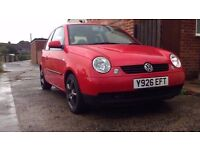VW Lupo 1.0 Solid Reliable Cheap Insurance and £30 Tax, Ideal 1st Car