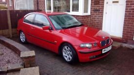 Bmw compact 1.8