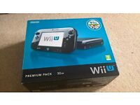 Nintendo Wii U Premium 32GB Console including Nintendo Land