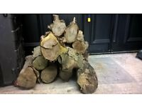 Seasoned Logs / fire wood for sale. Collection only.