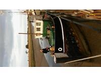 Tug boat to rent in Faversham