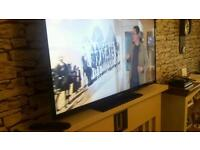 48 inch led lcd tv with remote