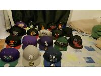 Fitted caps and snapbacks need gone asap
