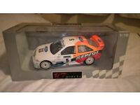 1 : 18 scale UT model Ford Escort RS Cosworth. RAC Rally