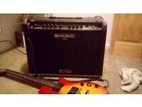 Behringer V-Tone GMX210 Modelling Amp