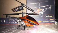 R/C Helicopter with gyro, for parts**