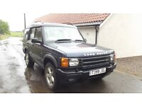 Land Rover Discovery TD 5 Automatic