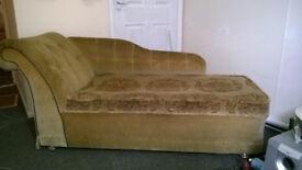 Chaise Longue Sofa - Project