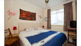 Double room north lancing (short term)