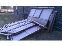 alton cedarwood greenhouse